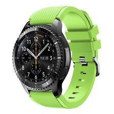 Samsung Gear S3 Frontier Classic Ersatzteile Silicone Armbanduhr Uhrenarmbänder