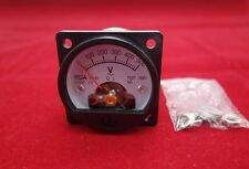1pc AC 0-500V ROUND Analog Ammeter Panel AMP Current Meter SO45 directly Connect