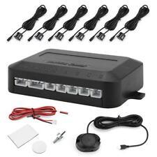 12V Car Parking Sensor System Reverse Backup Radar Sound Alert with 4 Sensor