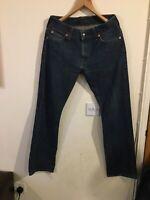 Mens Levis Levi Strauss & Co. Denim Jeans Size W 34 L 32 34 32 Blue