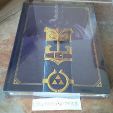 The Legend of Zelda: Art & Artifacts Limited Edition Hardcover Art Book New