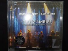 2 CD THE ZOMBIES / LIVE AT THE BLOOMSBURY / NEUF /