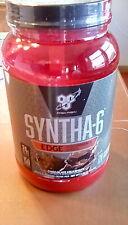 BSN Syntha-6 EDGE 2.35 LB Protein Powder-Chocolate Milkshake EXP 04/20