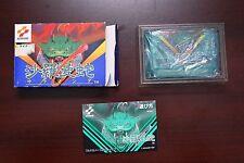 Famicom FC Life Force Salamander boxed Japan import game US Seller