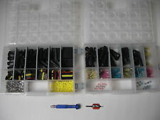 Amp Superseal 1 - 6-pol Gummitüllen schrumpfverbinder ausdrückwerkzeug