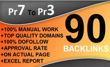 Create 90 Dofollow Backlinks Blog Comments On Actual Page Pr7 To - StandaPackage