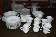 Collectible set of Ecko China Winsford pattern 66 pieces in excellent condition!