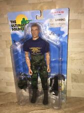 """THE ULTIMATE SOLDIER 11"""" US NAVY SEAL TEAM ACTION FIGURE 70050"""