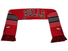 Chicago Bulls FanSchal rot NBA Strickschal 160x 19cm Basketball Geschenkidee