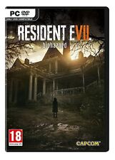 PC GAME RESIDENT EVIL 7 Biohazard DVD Shipping NEW