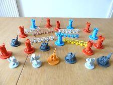 B-Paysandú Kickstarter exclusivo esculpido Token Set (Juego de Mesa Extras, cmon)