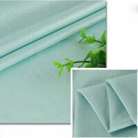 1 Meter Plain Solid Lining Fabric Craft Cloth Sewing Material For Dress Costume