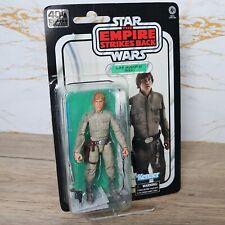 "Star Wars Black Series 6"" Figure LUKE SKYWALKER Bespin (40th Anniversary) OPENED"