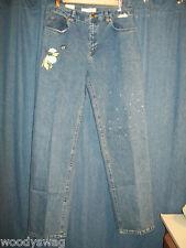 Jones New York Jeans Everyday Stretch Slim Leg Size 8 New Old Stock