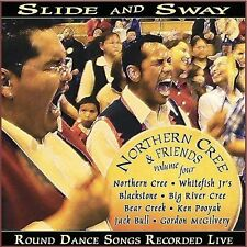 Northern Cree/F-Slide & Sway  CD NEW