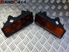 AMR6509.10 Land Rover Discovery 1 300 Rear Bumper Light Assemblys PAIR