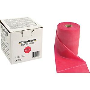Thera-Band (Red) by the FOOT Medium--Resistance + Free Shipping Theraband