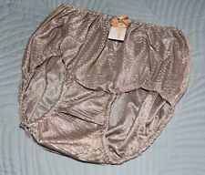 "NIX C NP81 - Soft silky nylon ladies panties / knickers, BN, XL, waist to 38"""