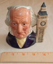 "Royal Doulton Toby Char Jug Mug 4.5"" D6656 ""John Doulton"""