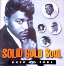 SOLID GOLD SOUL - DEEP SOUL - Time Life - 2 CD