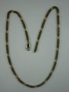 Silberkette Figarokette Kette Silber 925 vergoldet - 50, cm - B: 4,5 mm 20,45  g