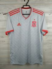 Spain soccer jersey Medium 2019 away shirt BR2697 football Adidas