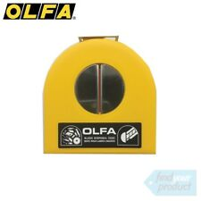 OLFA DC-2 Blade Disposal Case (sharps, utility knife, snap off, storage, safety)