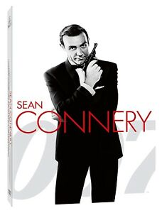 Dvd 007 James Bond Sean Connery Collection (6 Film Dvd) ⚠️SPEDIZIONE IMMEDIATA⚠️