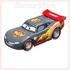 "Carrera GO 64050 Disney Pixar Cars Carbon ""Lightning McQueen"" 1:43 Slotcar Auto"