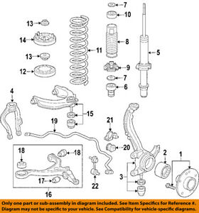 HONDA OEM Stabilizer Sway Bar-Front-Link 51320SDAA05