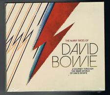 ♫ - DAVID BOWIE - THE MANY FACES OF - 3 CD SET - 2016 - NEUF NEW NEU - ♫