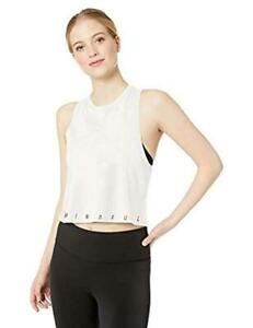New Alo Yoga Womens Printed Mindful Flow Tank Top Crop Tee 2nd Quality Xs-L $48