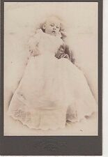 Cabinet Photo-Cute Baby-JW Alexander Photographer-Pittsburgh Pennsylvania