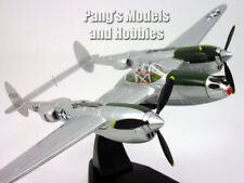 Lockheed P-38 Lightning 1/72 Scale Diecast Metal Model by Oxford