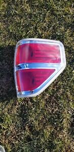 Tail Light Assembly FORD PICKUP F150 Right Passenger Side 09 10 11 12 13 14