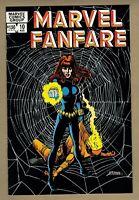 Marvel Fanfare #10 (Aug 1983) [Black Widow MCU May 2020!] George Perez Gil Kane