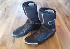 Dainese R axial pro en 41 negro motocicleta botas Lorica racingstiefel