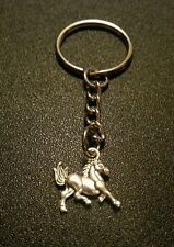 Horse Pegasus Unicorn Animal Western Cowboy Key Chain Charm Pendant Gift