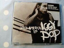 Iggy Pop Wild America E.P. 4 Track Cd