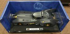 1/18 Mattel Hot Wheels Elite R1794 Batman 1989 Movie Batmobile -UK