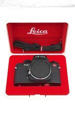 Leica R6 schwarz, incl. originaler Box