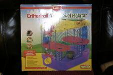 Kaytee Crittertrail Two level Habitat Perfect For Mice Gerbil Rat Brand New!!!