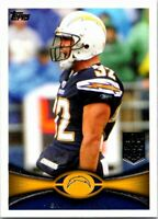 2012 Topps Football Pick / Choose Your Cards List 2