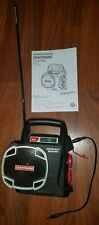 Craftsman C3 19.2v CORDLESS AM FM Aux Weather RADIO 315.101260 RARE NICE L@@K!