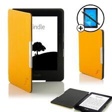 Giallo Smart Custodia Involucro Custodie per Amazon Kindle Voyage+Penna Stilo