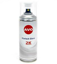 AVO 2K Klarlack Spray Hochglänzend 400ml (E0002)
