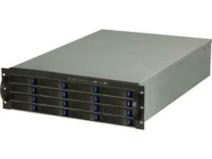 NORCO RPC-3216 3U Rackmount Server Case Chassis 16 SAS/SATA Hot-Swap Drive - New