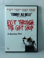 Exit Through the Gift Shop (DVD, 2010, Canadian)