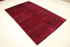 en exclusivité VINTAGE délavé USED LOOK PERSAN TAPIS tapis d'Orient 3,25 x 2,06