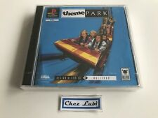 Theme Park - Sony PlayStation PS1 - PAL EUR - Neuf Sous Blister